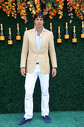 June 3, 2017 - Jersey City, NJ, USA - June 3, 2017 Jersey City, NJ..Nacho Figueras attending the Veuve Cliquot Polo Classic at Liberty State Park on June 3, 2017 in Jersey City, NJ. (Credit Image: © Kristin Callahan/Ace Pictures via ZUMA Press)