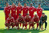 Fotball <br /> FIFA World Youth Championships 2005<br /> Nederland / Holland<br /> Foto: ProShots/Digitalsport<br /> <br /> tyskland - egypt, enschede, 11-06-2005<br /> <br /> teamfoto egypt