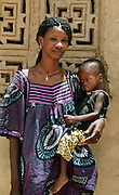 Mother and Child - Senegal
