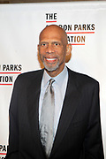 NEW YORK, NEW YORK-JUNE 4: Kareem Abdul Jabbar (Honoree) attends the 2019 Gordon Parks Foundation Awards Dinner and Auction Red Carpet celebrating the Arts & Social Justice held at Cipriani 42nd Street on June 4, 2019 in New York City.  (photo by terrence jennings/terrencejennings.com)