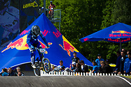 #194 (VILLEGAS Federico) ARG at the UCI BMX Supercross World Cup in Papendal, Netherlands.