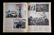 SHOT 1/30/21 3:13:45 PM - Copy photos of the ThunderRidge project from 2002 that ran in the Rocky Mountain News. Photographer Marc Piscotty and writer Time Griego spent a year in the Highlands Ranch, Co. school to explore and document high school life post-Columbine. (Photo by Marc Piscotty / © 2021)