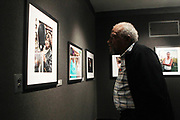 New York, NY-May 31: Photographer Beuford Smith, Member Emeritus, Kamoinge Photographic Workshop attends the opening reception for the Kamoinge Photographic Workshop exhibition called 'The Black Woman: Power & Grace' exihibition held at the Gregg Galleries at the National Arts Club on May 31, 2018 in New York City.  (Photo by Terrence Jennings/terrencejennings.com)
