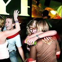 Nederland,Amsterdam ,1 juni 2007...Electriciteits en dus energiebesparende clubavond in club 11..Eco night in club 11.