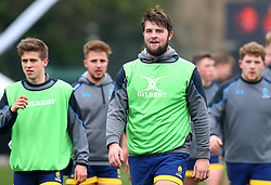 Morgan Monks (Warriors AASE/Worcester Sixth Form College) of Worcester Warriors Under 18s - Mandatory by-line: Robbie Stephenson/JMP - 14/01/2018 - RUGBY - Sixways Stadium - Worcester, England - Worcester Warriors Under 18s v Yorkshire Carnegie Under 18s - Premiership Rugby U18 Academy