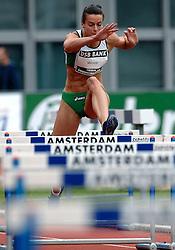 30-06-2007 ATLETIEK: NK OUTDOOR: AMSTERDAM<br /> Yvonne Wisse<br /> ©2007-WWW.FOTOHOOGENDOORN.NL