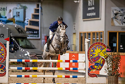 Boelens Pieter, BEL, Nobel van de Vrombautshoeve Z<br /> Pavo Hengsten competitie - Oudsbergen 2021<br /> © Hippo Foto - Dirk Caremans<br />  22/02/2021