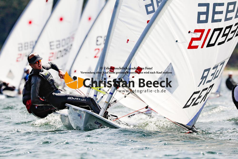, Travemünder Woche 19. - 28.07.2019, Laser Radial - GER 210936 - Finn DIETMAIR - Deutscher Touring Yacht-Club e. V