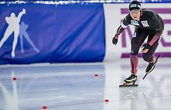 11-12-2016 NED: ISU World Cup Speed Skating, Heerenveen<br /> Claudia Pechstein GER pakt zilver op de 5000 m