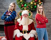 Santa at Loyola 2020