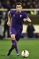 Matias Vecino Fiorentina <br /> Firenze 18-02-2016 Stadio Artemio Franchi, Football, Europa League round of 32 Sedicesimi di finale Fiorentina - Tottenham .  Foto Andrea Staccioli / Insidefoto