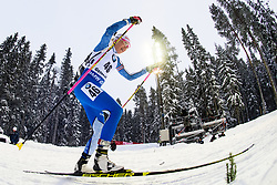 March 8, 2019 - –Stersund, Sweden - 190308 Kaisa Mäkäräinen of Finland competes in the Women's 7.5 KM sprint during the IBU World Championships Biathlon on March 8, 2019 in Östersund..Photo: Petter Arvidson / BILDBYRÃ…N / kod PA / 92247 (Credit Image: © Petter Arvidson/Bildbyran via ZUMA Press)