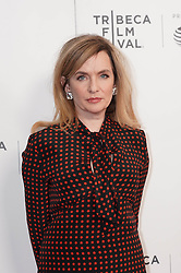 Guinevere Turner at 'Charlie Says' at the Tribeca Film Festival in New York City.