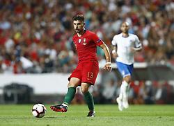 September 10, 2018 - Lisbon, Italy - Portugal v Italy - UEFA Nations League.Ruben Neves of Portugal at Estadio da Luz in Lisbon, Portugal on September 10, 2018. (Credit Image: © Matteo Ciambelli/NurPhoto/ZUMA Press)