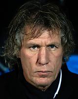 Fotball<br /> Østerrike<br /> Foto: Gepa/Digitalsport<br /> NORWAY ONLY<br /> <br /> 03.11.2011<br /> UEFA Europa League, Gruppenphase, FK Austria Wien vs AZ Alkmaar<br /> <br /> Bild zeigt Trainer Gertjan Verbeek (Alkmaar).