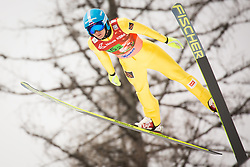 Mikhail Nazarov (RUS) during the Ski Flying Hill Men's Team Competition at Day 3 of FIS Ski Jumping World Cup Final 2017, on March 25, 2017 in Planica, Slovenia. Photo by Ziga Zupan / Sportida