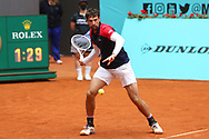 Jeremy Chardy of France during the Mutua Madrid Open 2021, Masters 1000 tennis tournament on May 3, 2021 at La Caja Magica in Madrid, Spain - Photo Laurent Lairys / ProSportsImages / DPPI