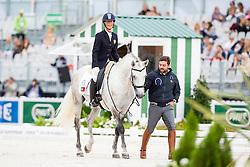 Sara Oliveira Duarte, (POR), Damasco - Individual Test Grade Ib Para Dressage - Alltech FEI World Equestrian Games™ 2014 - Normandy, France.<br /> © Hippo Foto Team - Jon Stroud <br /> 25/06/14