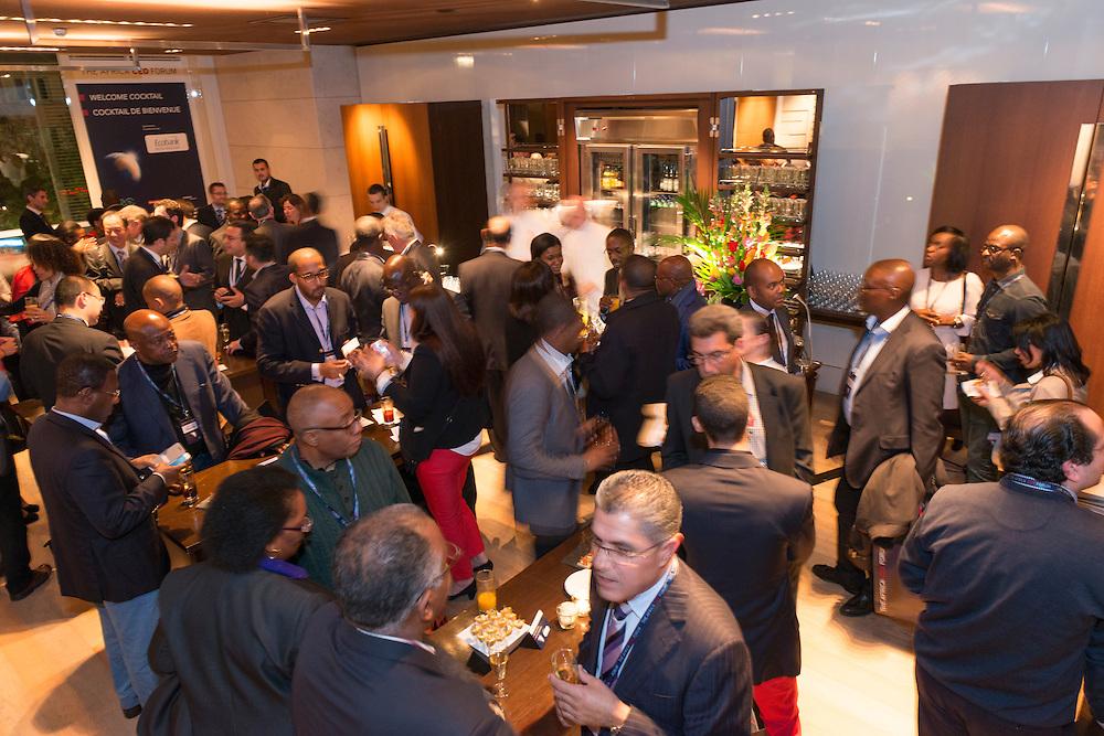 Dans les coulisses de l'Africa CEO Forum 2015