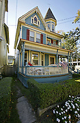 Cape May Historic Victorian Houses, National Historic Site, South Jersey, NJ