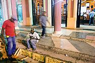 Construction in Ciego de Avila, Cuba.