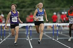 OFSAA 2008- 300m/400m hurdles