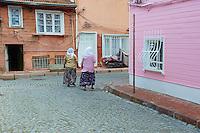 Turquie, Istanbul, quartier de Sultanahmet  // Turkey, Istanbul, Sultanahmet  neighbourhood