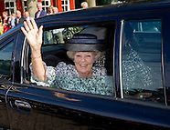 Princess Beatrix opened the restored Mill The Hope, 21-09-2016