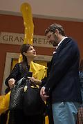 MAUREEN PALEY, Venice Biennale, Venice. 6 May 2015