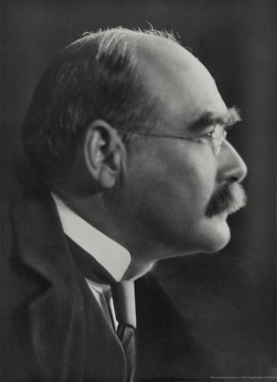Rudyard Kipling, Writer, 1912