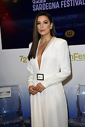 Eva Longoria attending a Press Conference during the 72nd Cannes Film Festival 2019,