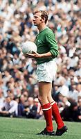 Fotball<br /> England <br /> Foto: Colorsport/Digitalsport<br /> NORWAY ONLY<br /> <br /> Bob Wilson (Arsenal),1970/1.
