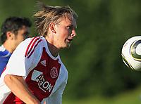 Fotball<br /> 08.07.2010<br /> Foto: Gepa/Digitalsport<br /> NORWAY ONLY<br /> <br /> Niederlaendische Eredivisie, Egyptian Premier League, AFC Ajax Amsterdam vs Al Ahly Cairo<br /> <br /> Bild zeigt Siem de Jong (Ajax).