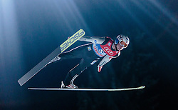 05.01.2016, Paul Ausserleitner Schanze, Bischofshofen, AUT, FIS Weltcup Ski Sprung, Vierschanzentournee, Qualifikation, im Bild Daniel Andre Tande (NOR) // Daniel Andre Tande of Norway during his Qualification Jump for the Four Hills Tournament of FIS Ski Jumping World Cup at the Paul Ausserleitner Schanze, Bischofshofen, Austria on 2016/01/05. EXPA Pictures © 2016, PhotoCredit: EXPA/ JFK