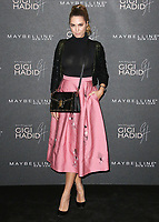 Amber Le Bon, Gigi Hadid x Maybelline Party, Hotel Gigi Mortimer Street, London UK, 07 November 2017, Photo by Brett D. Cove