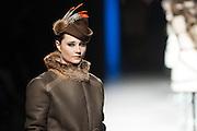 Miguel Marinero in Mercedes-Benz Fashion Week Madrid 2013