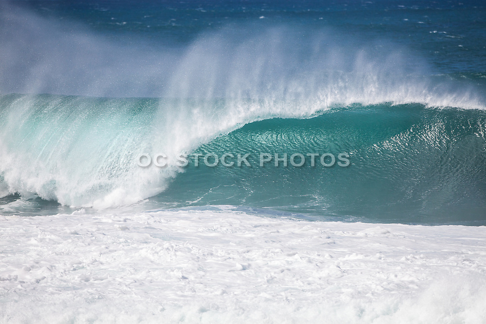Waves and Offshore Winds