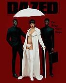 September 10, 2021 - USA: Rihanna Covers Dazed Magazine