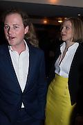 GUY PELLY; ELIZABETH PELLY, Spectator Life - 3rd birthday party. Belgraves Hotel, 20 Chesham Place, London, SW1X 8HQ, 31 March 2015