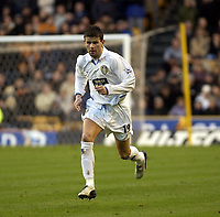 Picture: Henry Browne.<br /> Date: 20/12/2003.<br /> Wolverhampton Wanderers v Leeds United FA Barclaycard Premiership.<br /> Eirik Bakke of Leeds.
