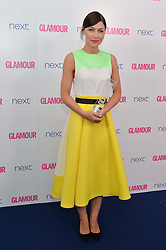 EMMA WILLIS at the Glamour Women of The Year Awards in Association with Next held in Berkeley Square Gardens, Berkeley Square, London on 3rd June 2014.