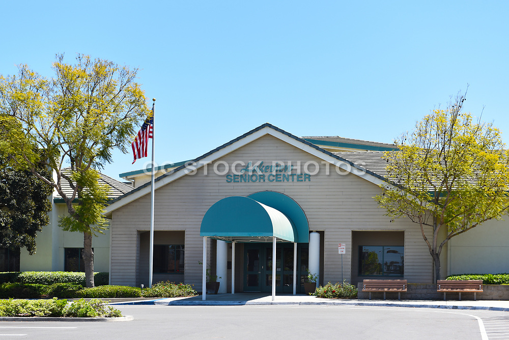 Lakeview Senior Center Multi-Use Facility in Irvine