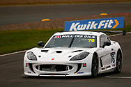 Carlito Miracco(GBR) Privateer during the Millers Oil Ginetta GT4 Supercup Championship at Knockhill Racing Circuit, Dunfermline, Scotland on 15 September 2019.