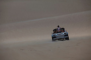 Natal_RN, Brasil...Passeio de buggy nas dunas de Jenipabu...The buggy ride on the dunes in Jenipabu...Foto: LEO DRUMOND / NITRO
