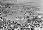 """Ackroyd 06924-1. """"SP&SRR aerials. Guilds lake district. June 11, 1956"""""""