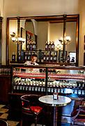 Milan, Camparino Bar in Galleria Vittorio Emanuele