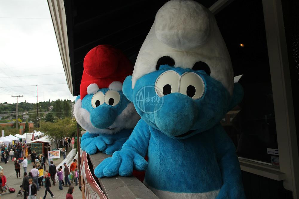 40th Annual Fremont Fair 2011.