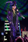 Adam Lambert Performing On August 8, 2010 at the Pageant in St. Louis.