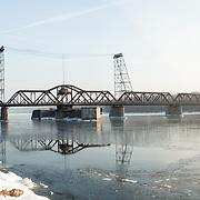 Hudson River Crossing, Albany, NY