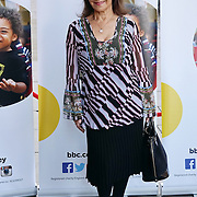 London,England,UK 2015 : Arlene Phillips arrives for Terry Wogan's Gala Lunch for Children In Need at the Landmark Hotel on November 01, 2015 in London, England. Photo by See Li